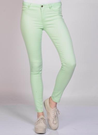 Fresh Company Pantolon Yeşil